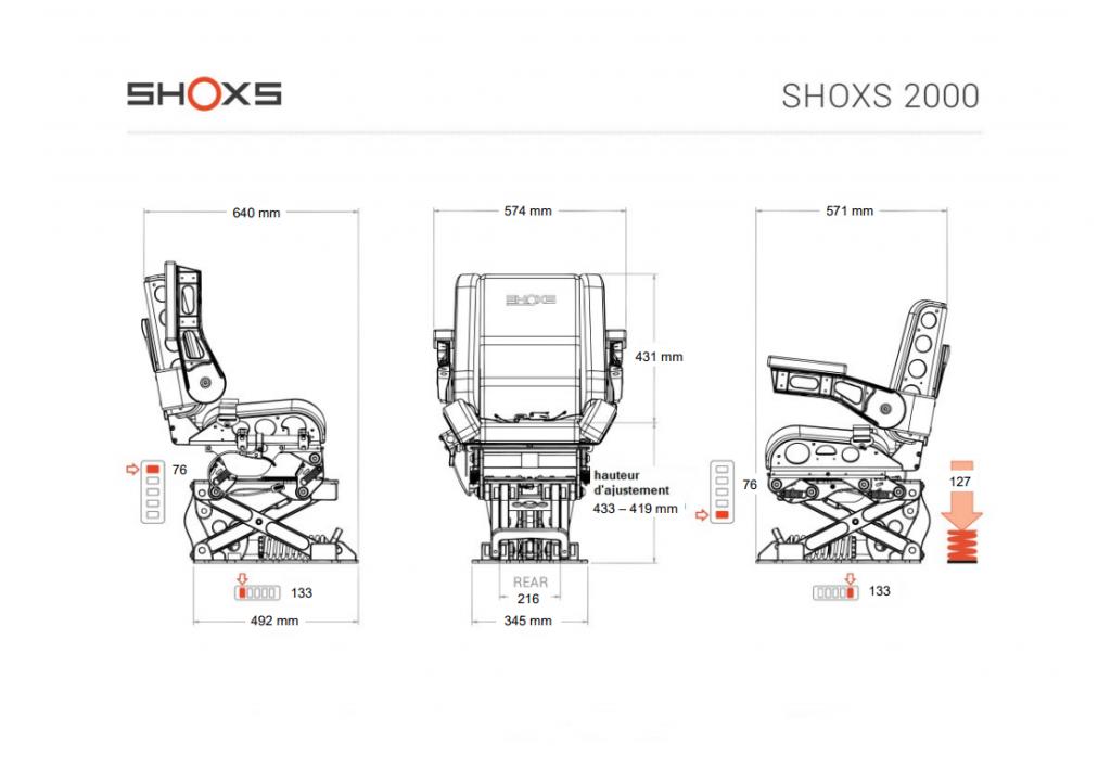 SIEGE SHOXS 2000