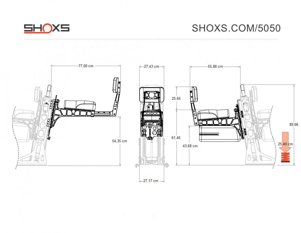 SIEGE SHOXS 5050