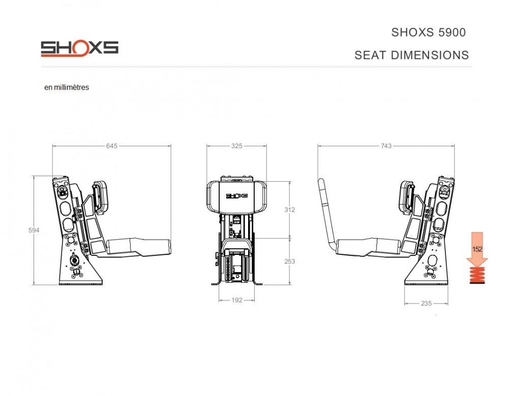 SIEGE SHOXS 5900