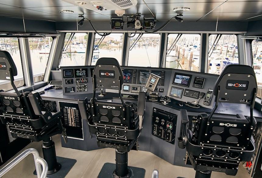SHOXS 3200 X8 Yacht