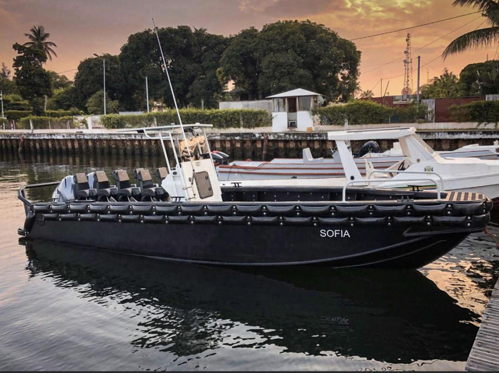 SIEGE JOCKEY SHARK ULTRA PLUS