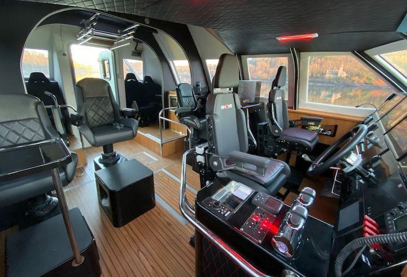 SHOXS 3400 X4 Yacht