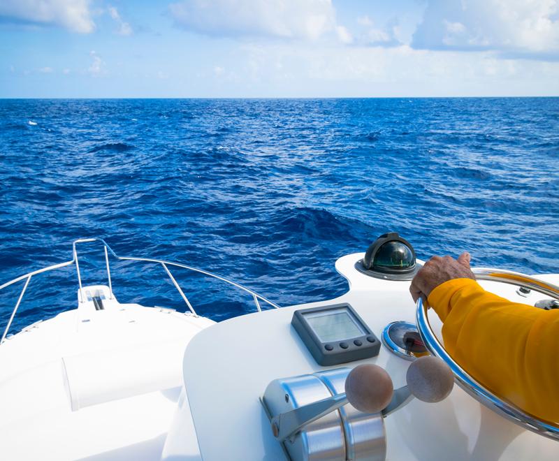 Profitez pleinement de votre bateau de plaisance