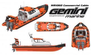GEMINI  WR 1060 CABINE